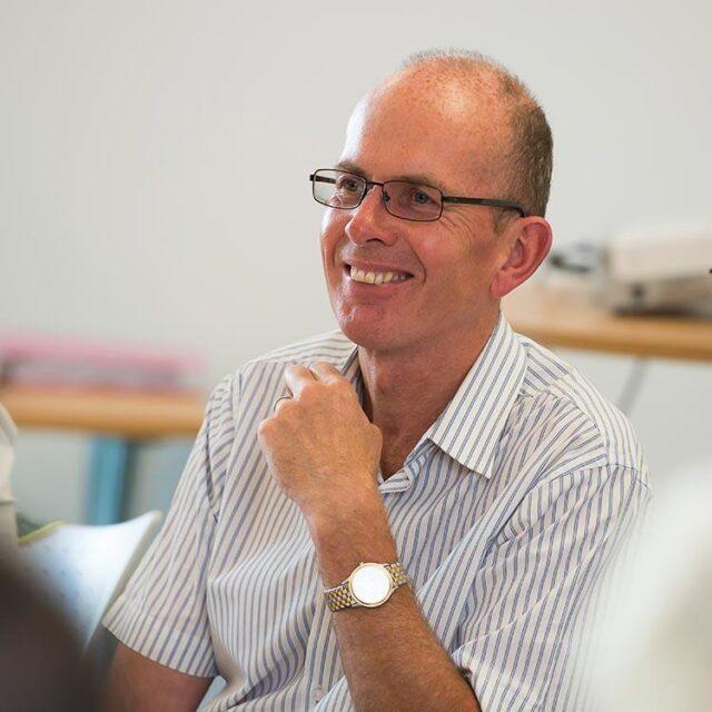 Mark Jones, Chair